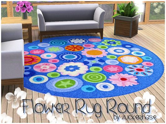 Sims 3 rug, object, decor