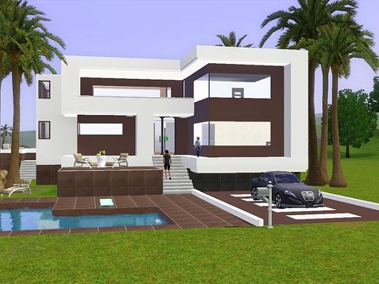 Forum sims 3 2 for Decoration maison sims 4