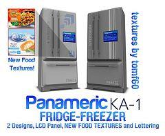 Sims 3 fridge, kitchen, object,