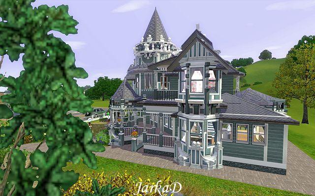sims 3 updates - jarkad sims3 blog: victorian house no.15jarkad