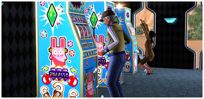 sims 3 double down poker and roulette bundle