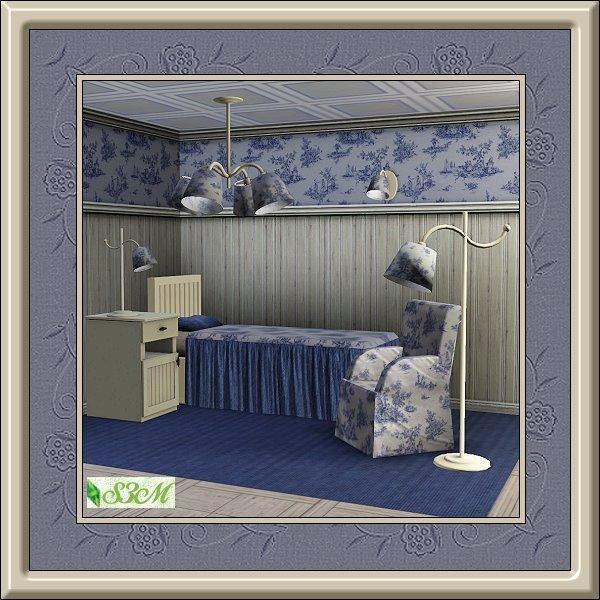Sims 3 Updates - Sims 3 Marktplatz: Mood lamp set by simmami