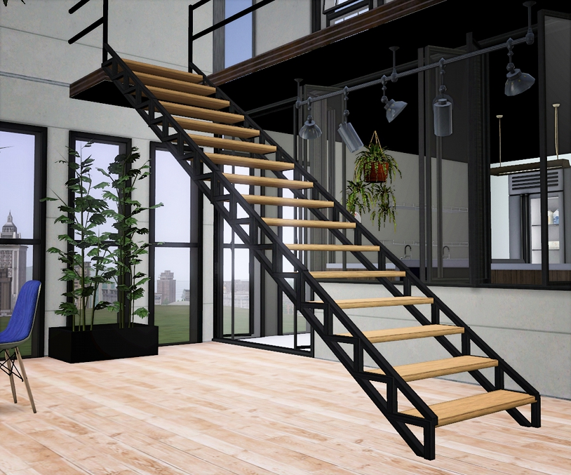 Awesome Diy Steel Stairs Ideas