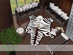Sims 3 rugs, objects, decor
