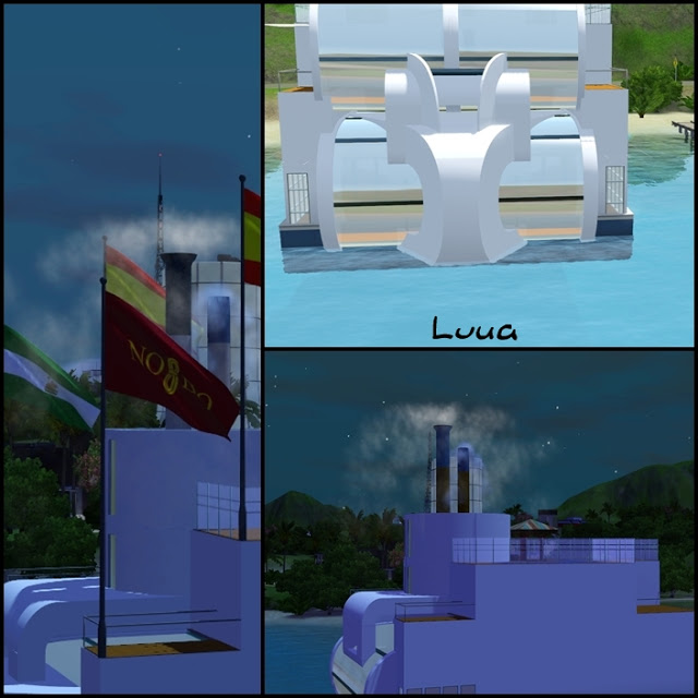 how to get different maps in sims 3