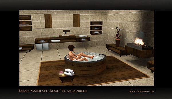 Sims 3 Badezimmer