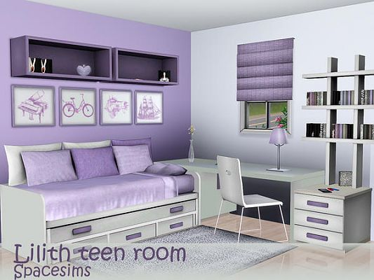 Sims 3 furniture, objects, sims3, teenroom