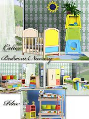 Sims 3 nursery, kidsroom, furniture, objects, decor, sims3