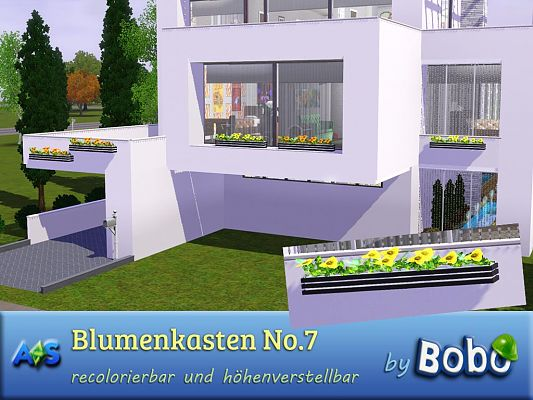 Sims 3 flower, plant, decor, sims3