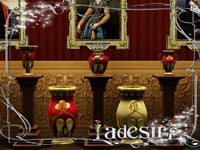 Sims 3 decor, objects, vase