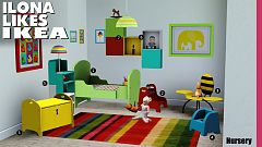 Sims 3 kidsroom, furniture, objects, decorative, sims3