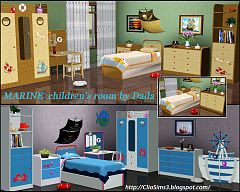 Sims 3 furniture, set, room