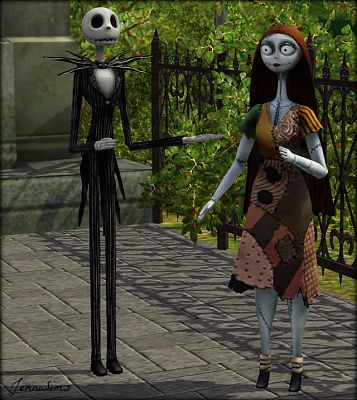Sims 3 decor, object, skeleton