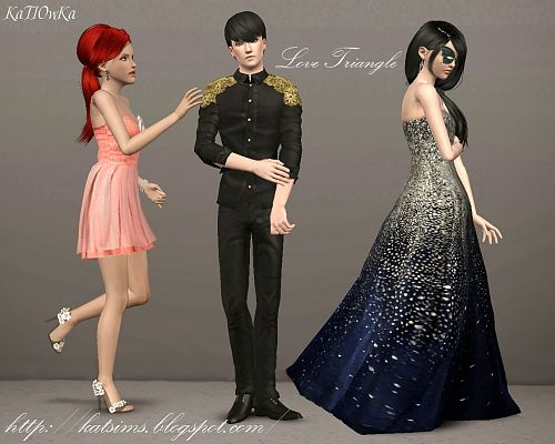 Sims 3 poses, sims3