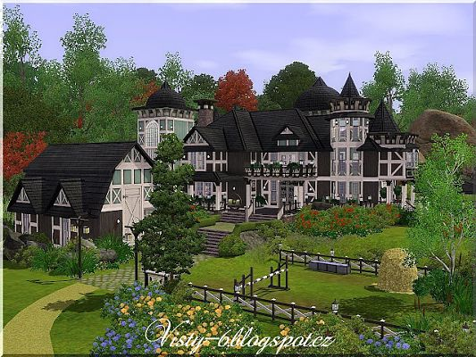 victorian house plans sims 3 house plans