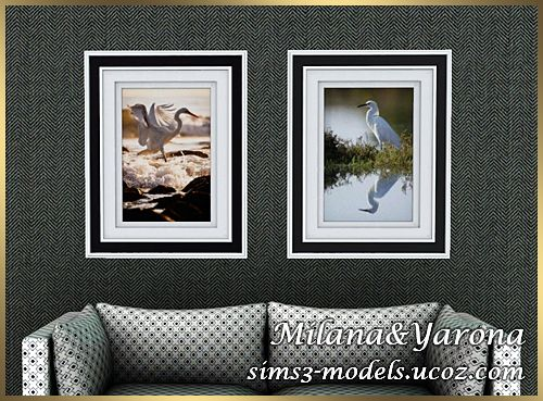 Sims 3 paintings, objects, decor, sims3