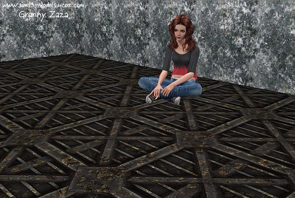 Sims 3 floor, tiles, patterns