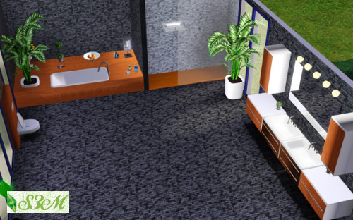 Bath Modern   8 New Meshes By Aphrodite