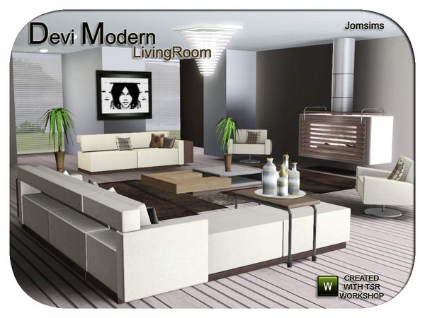 Sims 3 Updates - Downloads / Objects / Livingroom - page 60