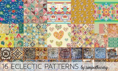 Sims 3 patterns, texture, pillow
