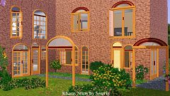 Sims 3 build, objects, windows, doors