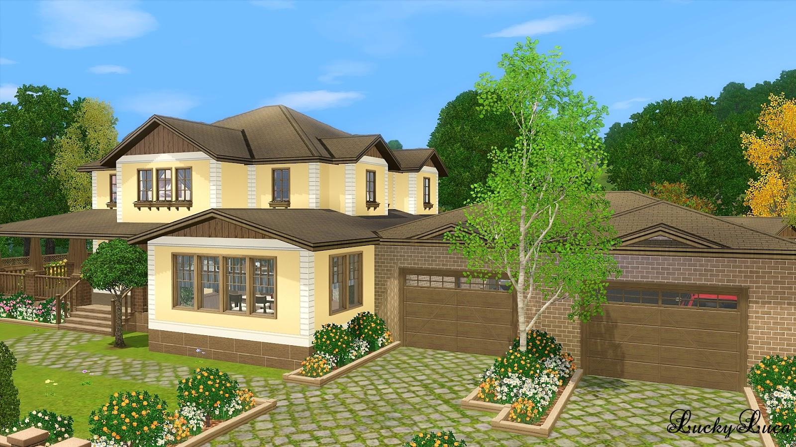 The sims 3 custom content shoes joy studio design for Sims 3 family home ideas