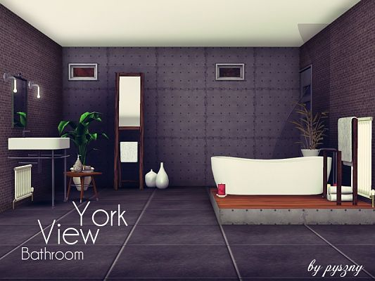 Sims 3 bathroom, objects, decorative, furniture, sims3
