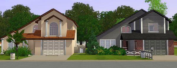 sims 3 updates - mod the sims: medium sized suburban homestonee206