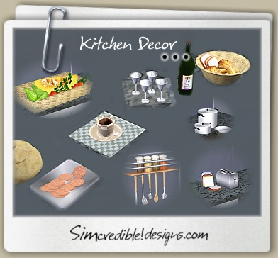 92 kitchen decor sims 3 resource the sims resource for Sims 3 kitchen designs