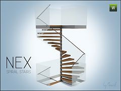 Sims 3 stairs, build, objects, decor
