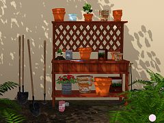 Sims 3 pot, objects