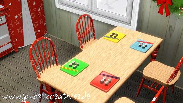 Sims 3 object, decor