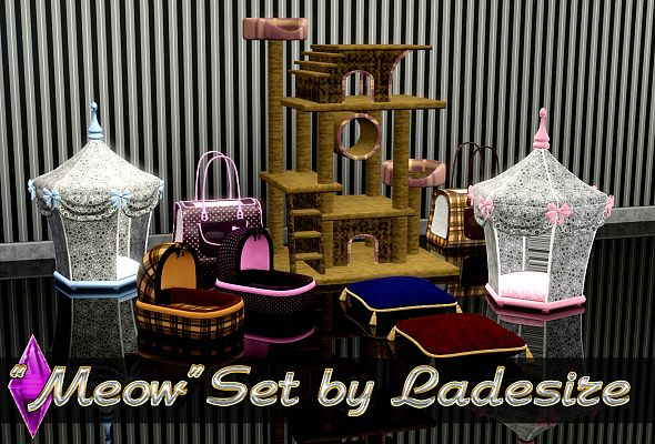 Sims 3 furniture, objects