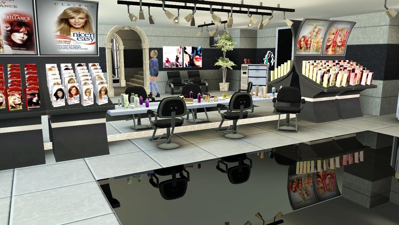 Sims child makeup grosir baju surabaya for Sims 3 salon moderne