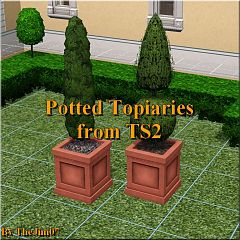 Sims 3 plants, flowers