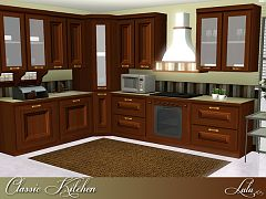 Sims 3 kitchen, furniture