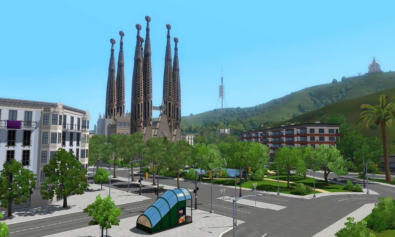 sims 4 how to travel around town