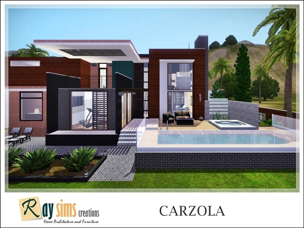 Sims 3 Updates - Downloads / Objects / Buildings / Residential ...