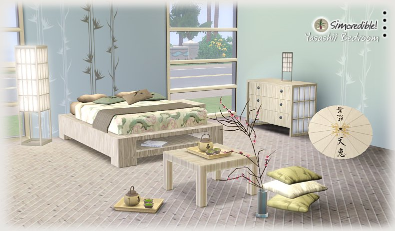 Bedroom Designs Sims 3 sims 3 updates - simcredible designs: new bedroom set at