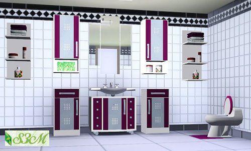 Sims 3 Badezimmer U2013 Topby, Badezimmer