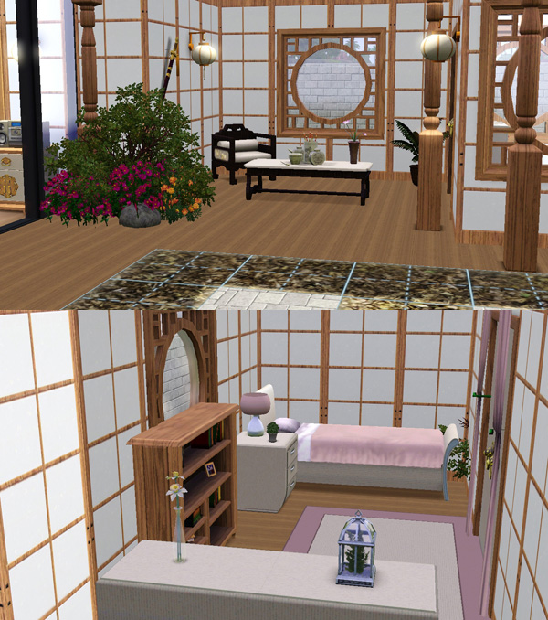 sims 3 updates - mod the sims: the sanggojae traditional korean home