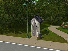Sims 3 decor, decorations, objects, phone
