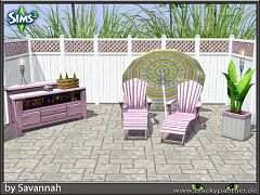 Sims 3 outdoor, garden, residential, building