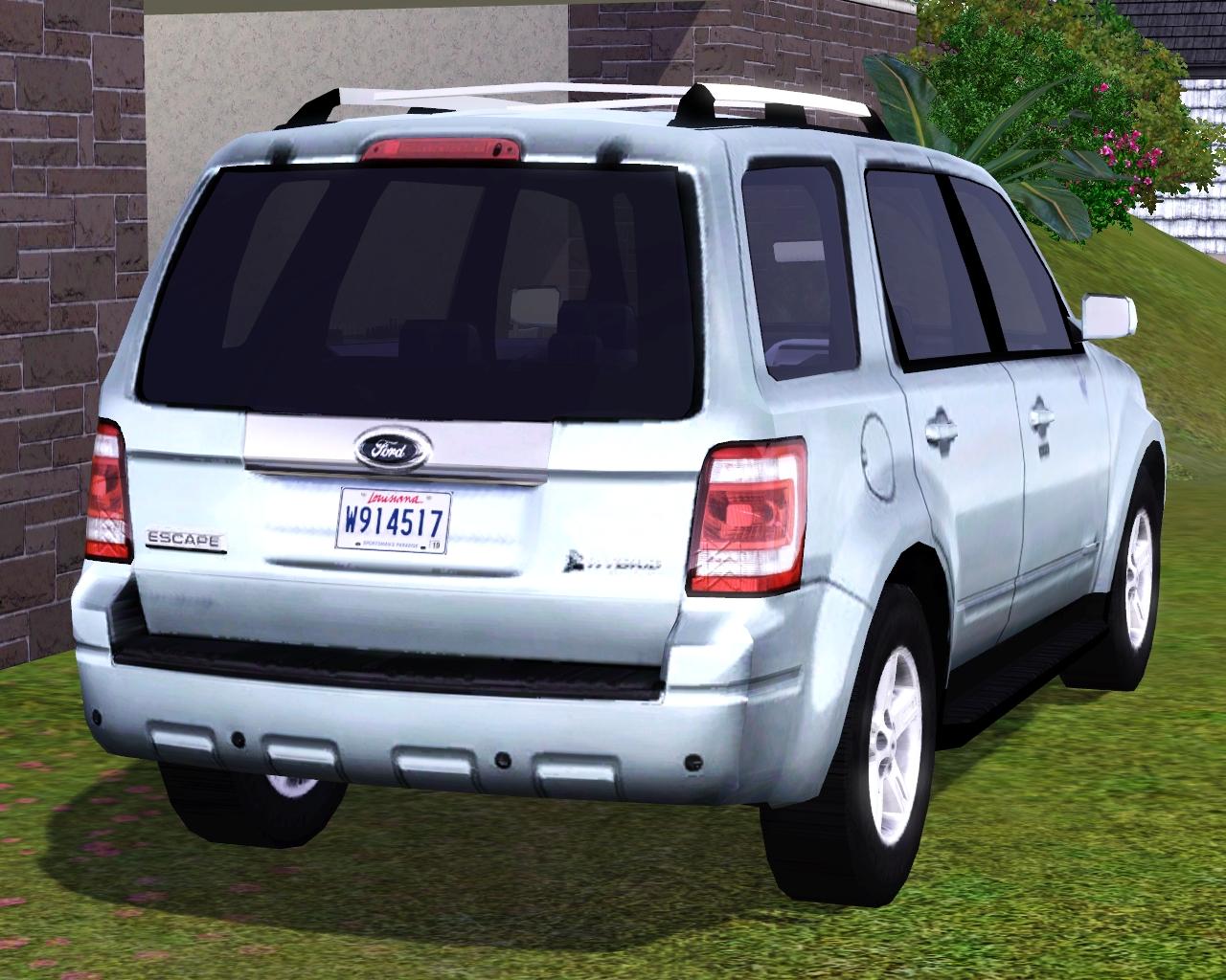 2010 ford escape hybrid by fresh prince