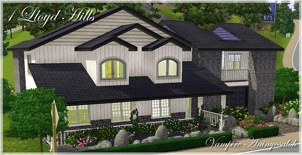 sims 3 updates - mod the sims: suburban housevampire_aninyosaloh