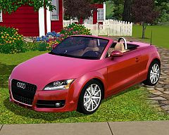 Sims 3 car, vehicles
