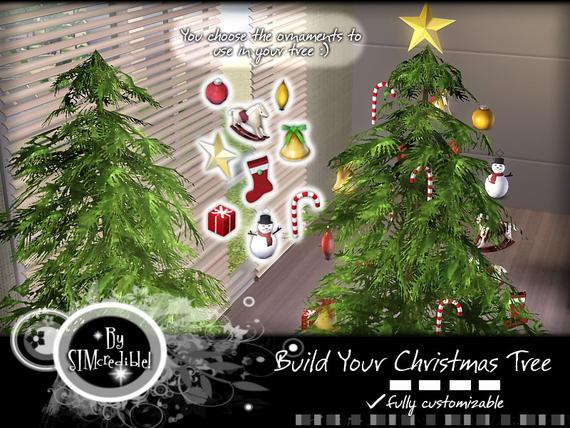 Sims 3 Updates - The Sims Resource: Building your Christmas Tree ...