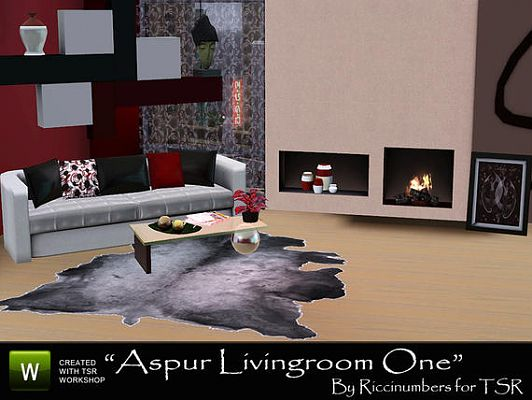 Sims 3 living, room, sofa, set, furniture, bedroom