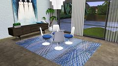 Sims 3 rugs, decor, decoration, object