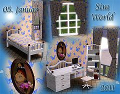 Sims 3 objects, furniture, kids